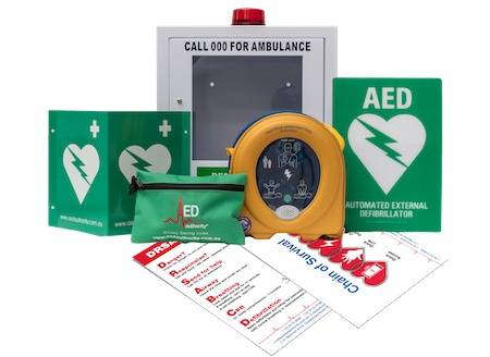 ACCI AED Package